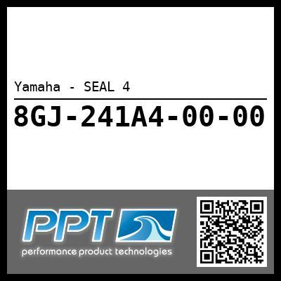 Yamaha - SEAL 4
