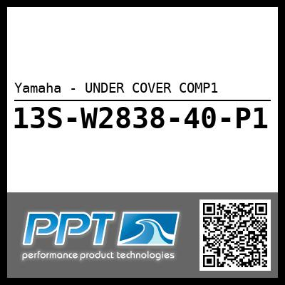 Yamaha - UNDER COVER COMP1