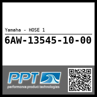 Yamaha - HOSE 1