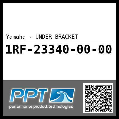 Yamaha - UNDER BRACKET