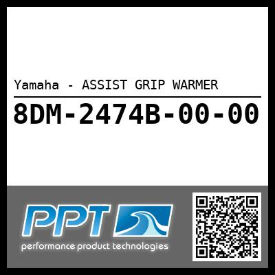 Yamaha - ASSIST GRIP WARMER