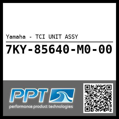 Yamaha - TCI UNIT ASSY
