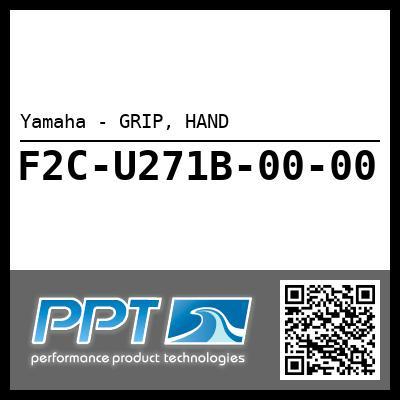 Yamaha - GRIP, HAND