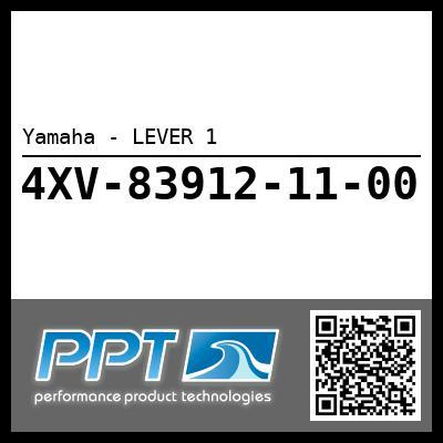Yamaha - LEVER 1