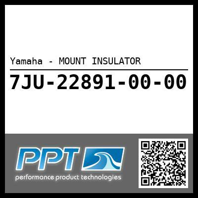 Yamaha - MOUNT INSULATOR