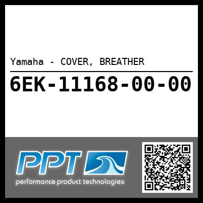 Yamaha - COVER, BREATHER