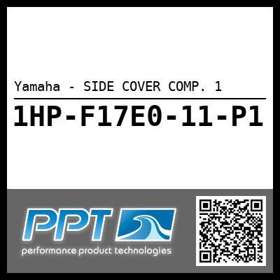 Yamaha - SIDE COVER COMP. 1