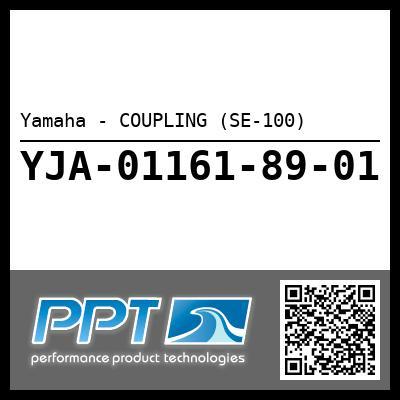 Yamaha - COUPLING (SE-100)