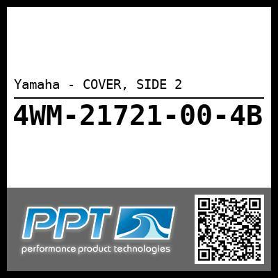Yamaha - COVER, SIDE 2