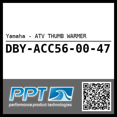 Yamaha - ATV THUMB WARMER