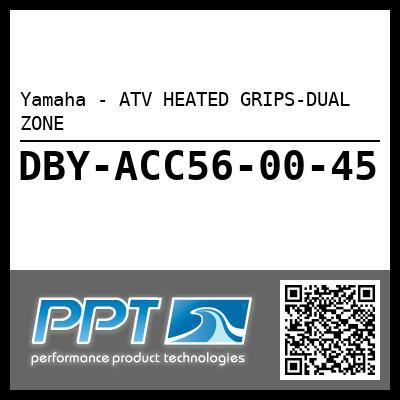 Yamaha - ATV HEATED GRIPS-DUAL ZONE