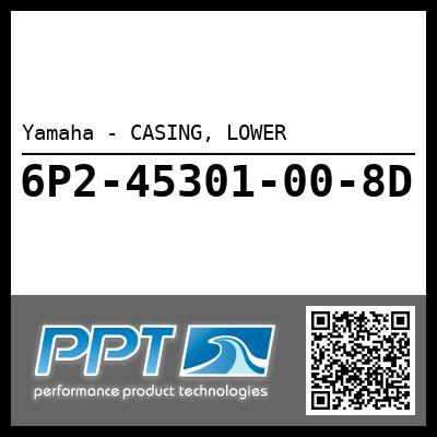 Yamaha - CASING, LOWER
