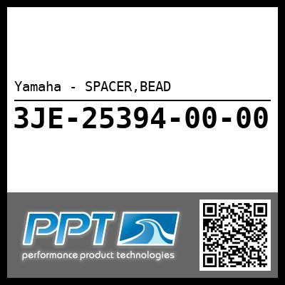 Yamaha - SPACER,BEAD