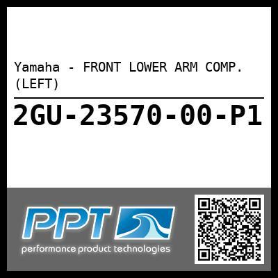 Yamaha - FRONT LOWER ARM COMP. (LEFT)
