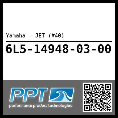 Yamaha - JET (#40)