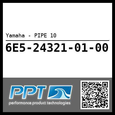 Yamaha - PIPE 10