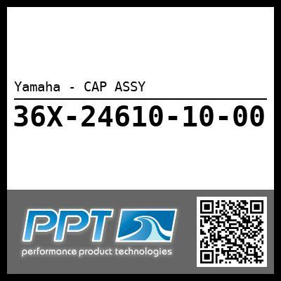 Yamaha - CAP ASSY
