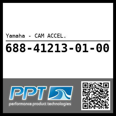 Yamaha - CAM ACCEL.