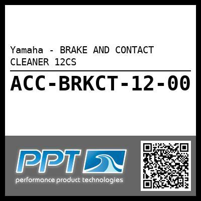 Yamaha - BRAKE AND CONTACT CLEANER 12CS