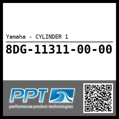 Yamaha - CYLINDER 1