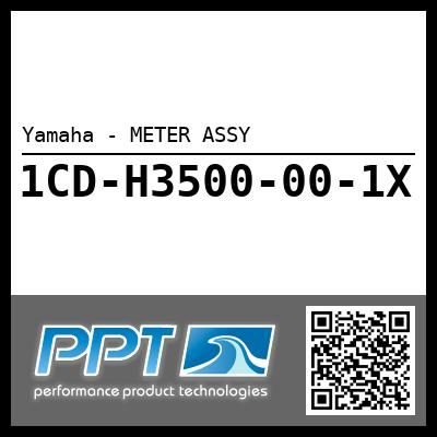 Yamaha - METER ASSY