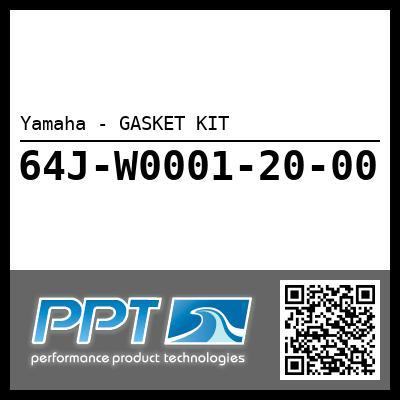 Yamaha - GASKET KIT