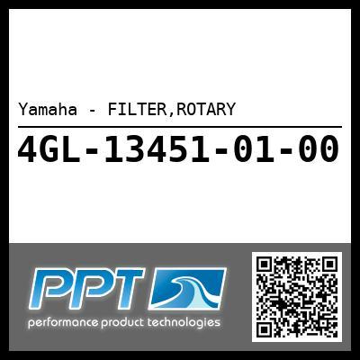 Yamaha - FILTER,ROTARY