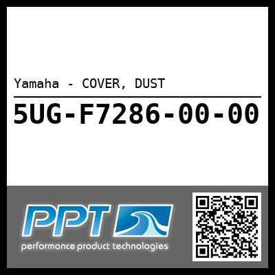 Yamaha - COVER, DUST