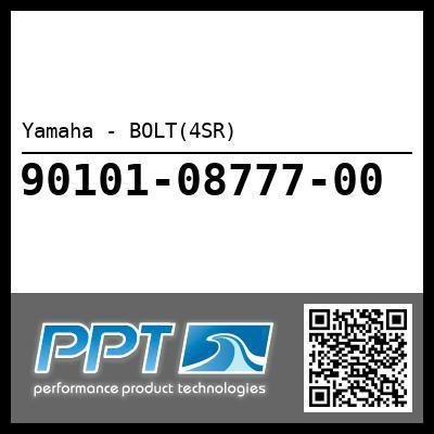 Yamaha - BOLT(4SR)