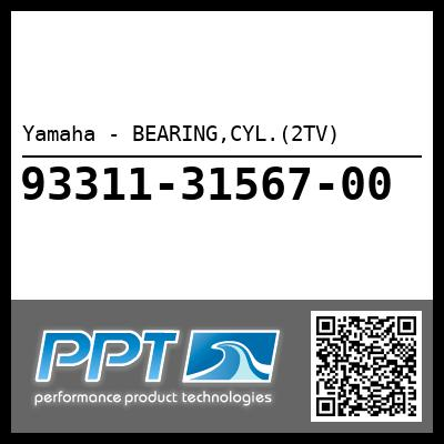 Yamaha - BEARING,CYL.(2TV)