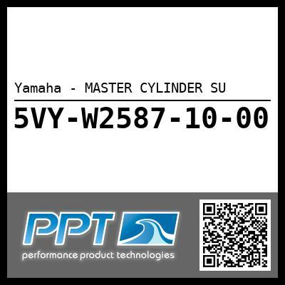 Yamaha - MASTER CYLINDER SU
