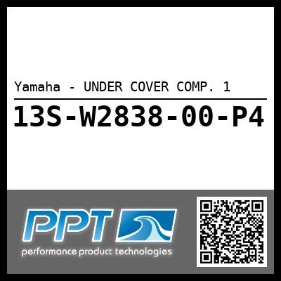 Yamaha - UNDER COVER COMP. 1