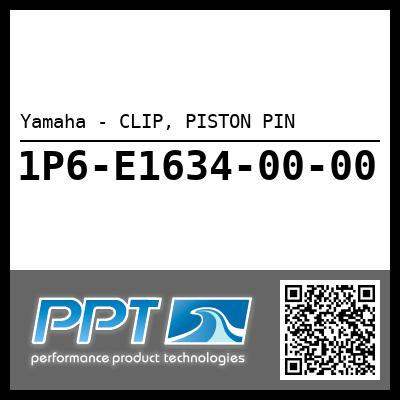 Yamaha - CLIP, PISTON PIN