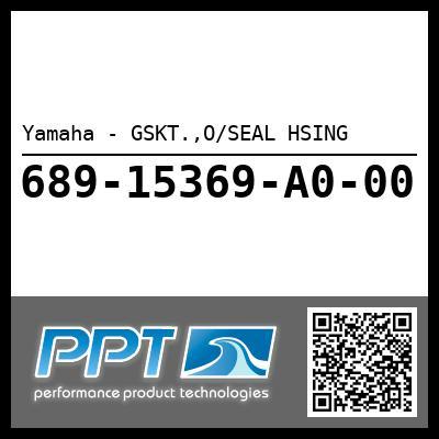 Yamaha - GSKT.,O/SEAL HSING