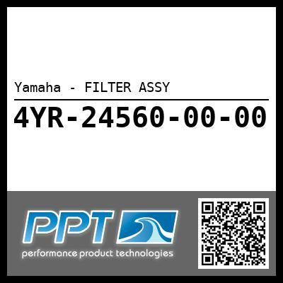 Yamaha - FILTER ASSY
