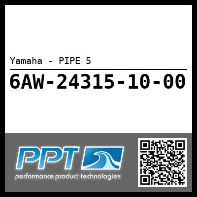 Yamaha - PIPE 5