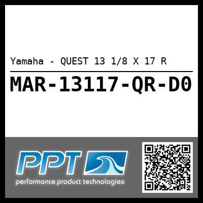 Yamaha - QUEST 13 1/8 X 17 R