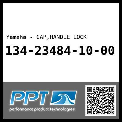 Yamaha - CAP,HANDLE LOCK