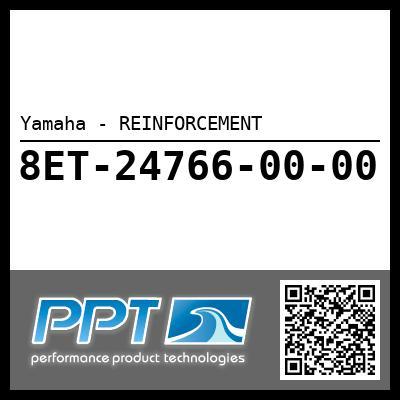Yamaha - REINFORCEMENT