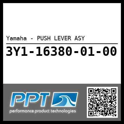 Yamaha - PUSH LEVER ASY