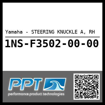 Yamaha - STEERING KNUCKLE A, RH