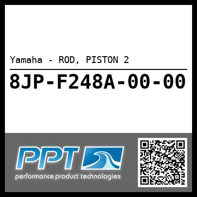 Yamaha - ROD, PISTON 2
