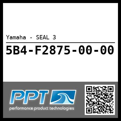 Yamaha - SEAL 3