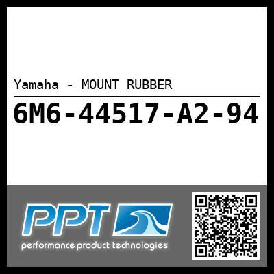 Yamaha - MOUNT RUBBER