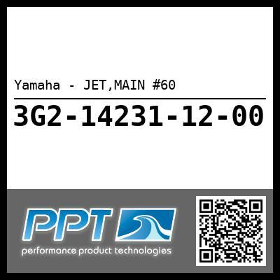 Yamaha - JET,MAIN #60