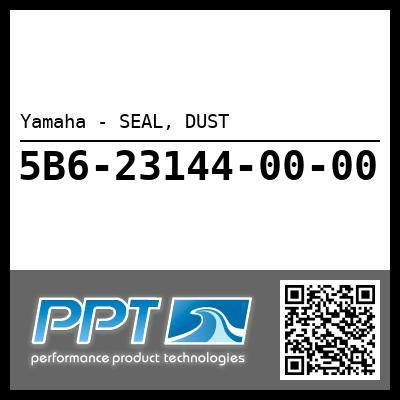 Yamaha - SEAL, DUST