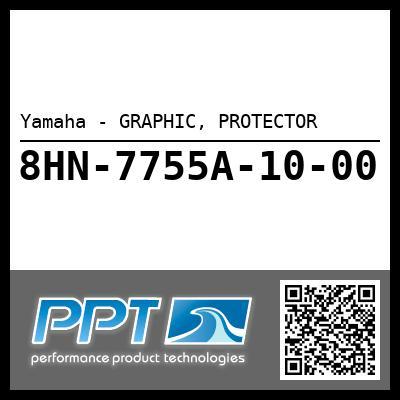Yamaha - GRAPHIC, PROTECTOR
