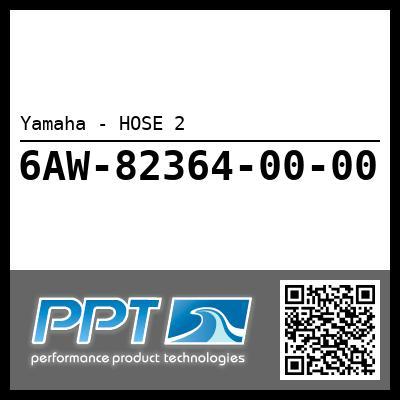 Yamaha - HOSE 2
