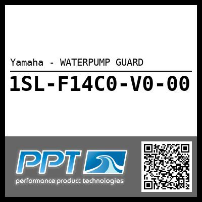 Yamaha - WATERPUMP GUARD