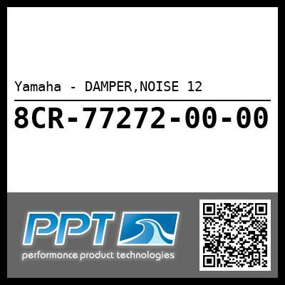Yamaha - DAMPER,NOISE 12